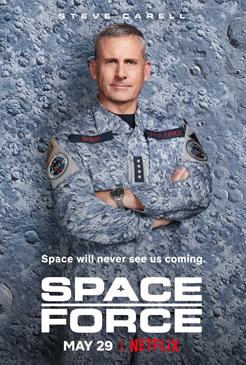 Space Force 1, Copyright NETFLIX