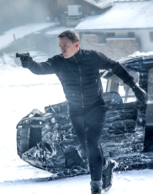 Spectre-3, Copyright Sony Pictures Releasing