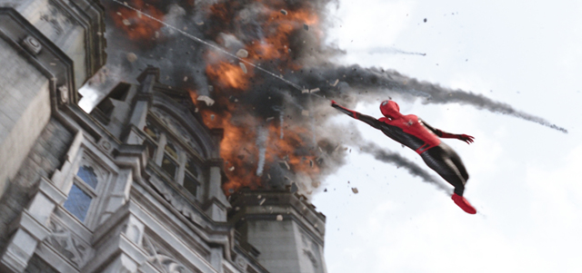 Spider-Man FFH 3, Copyright SONY PICTURES RELEASING