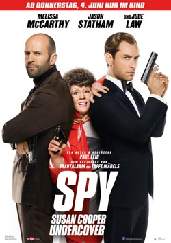 Spy-1, Copyright Twentieth Century Fox of Germany