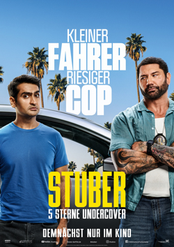 Stuber a, Copyright 20th CENTURY FOX