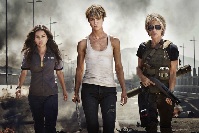 Terminator Dark Fate b, Copyright 20th CENTURY FOX