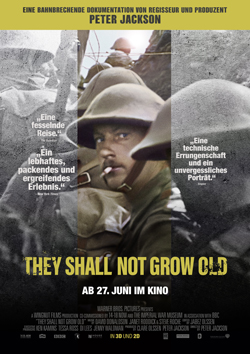 The Shall Not Grow Old 2, Copyright WARNER BROS.
