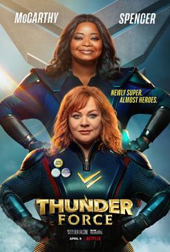 Thunder Force 1 - Copyright NETFLIX