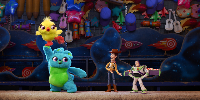 Toy Story c, Copyright WALT DISNEY STUDIOS MOTION PICTURE