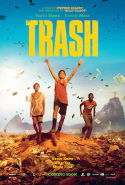 Trash-1, Copyright Universal Pictures Germany