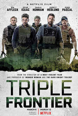 Triple-Frontier-1, Copyright NETFLIX via IMDb