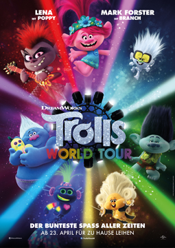 Trolls World Tour 1, Copyright  UNIVERSAL PICTURES INTERNATIONAL