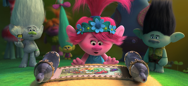 TROLLS WORLD TOUR 2, Copyright  UNIVERSAL PICTURES INTERNATIONAL