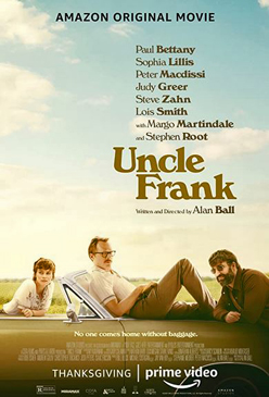 Uncle Frank 1 - Copyright AMAZON STUDIOS