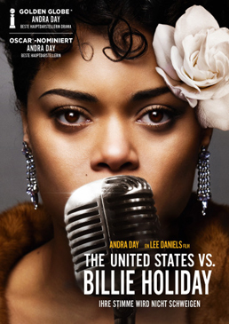United States Billie Holliday - Copyright PARAMOUNT PICTURES