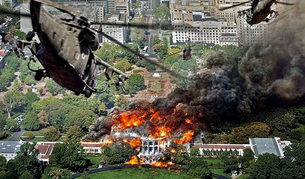 White-House-Down-3, Copyright Columbia Pictures / Sony Pictures Releasing