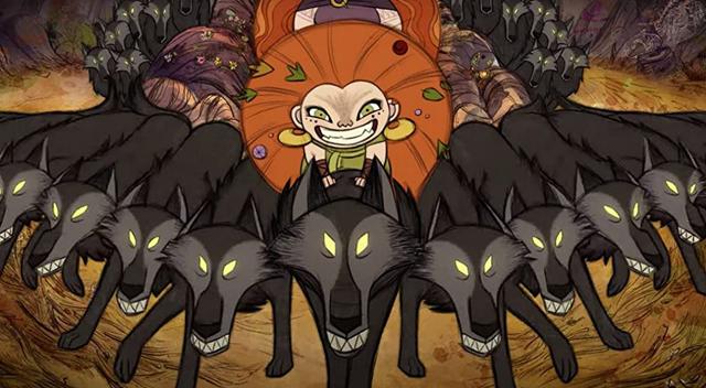 WolfWalkers 1 - Copyright APPLE ORIGINAL FILMS