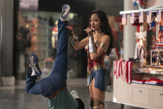 Wonder Woman 84 a - Copyright WARNER BROS