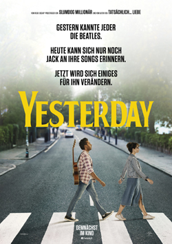 Yesterday 1, Copyright UNIVERSAL PICTURES RELEASING