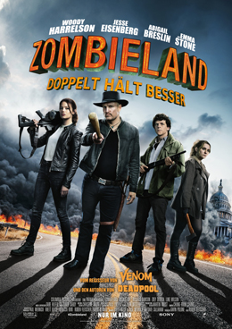 Zombieland 2 a, Copright SONY PICTURES RELEASING
