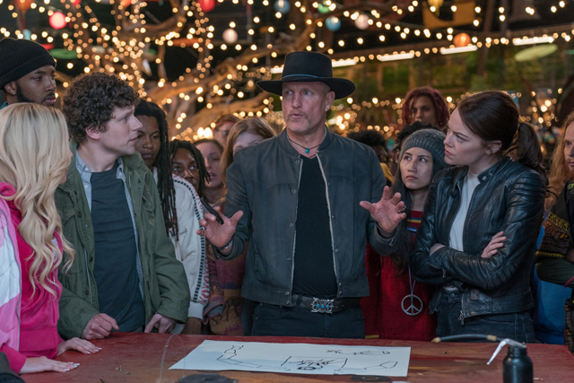 Zombieland 2c, Copyright SONY PICTURES RELEASING