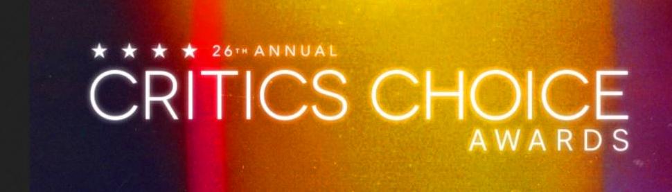 critics choice awards - Copyright Critics Choice Association