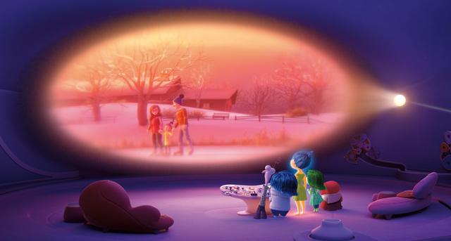 INSIDE OUT, Copyright  Walt Disney Studios Motion Picture