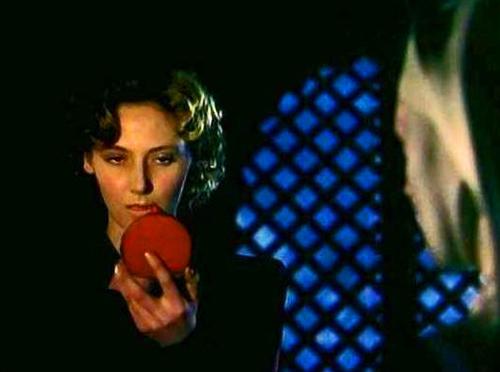 Kathleen Byron und im Anschnitt Deborah Kerr in SCHWARZE NARZISSE