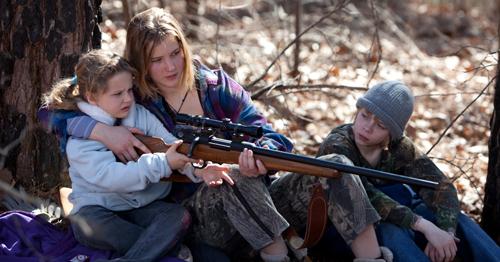 Ashlee Thompson, Jennifer Lawrence, Isaiah Stone